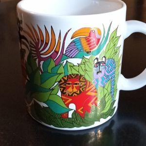 Coffee mug Laurel Burch